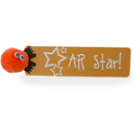 Photo of the AR Star! Archie bookmark