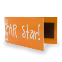 Photo of the AR Star! Magnetic bookmark
