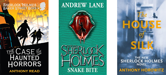 Sherlock Holmes books recently quizzed for Accelerated Reader
