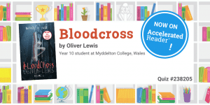 NOW ON AR - BloodCross by Oliver Lewis