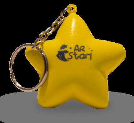 Photo of AR Star! Key Ring